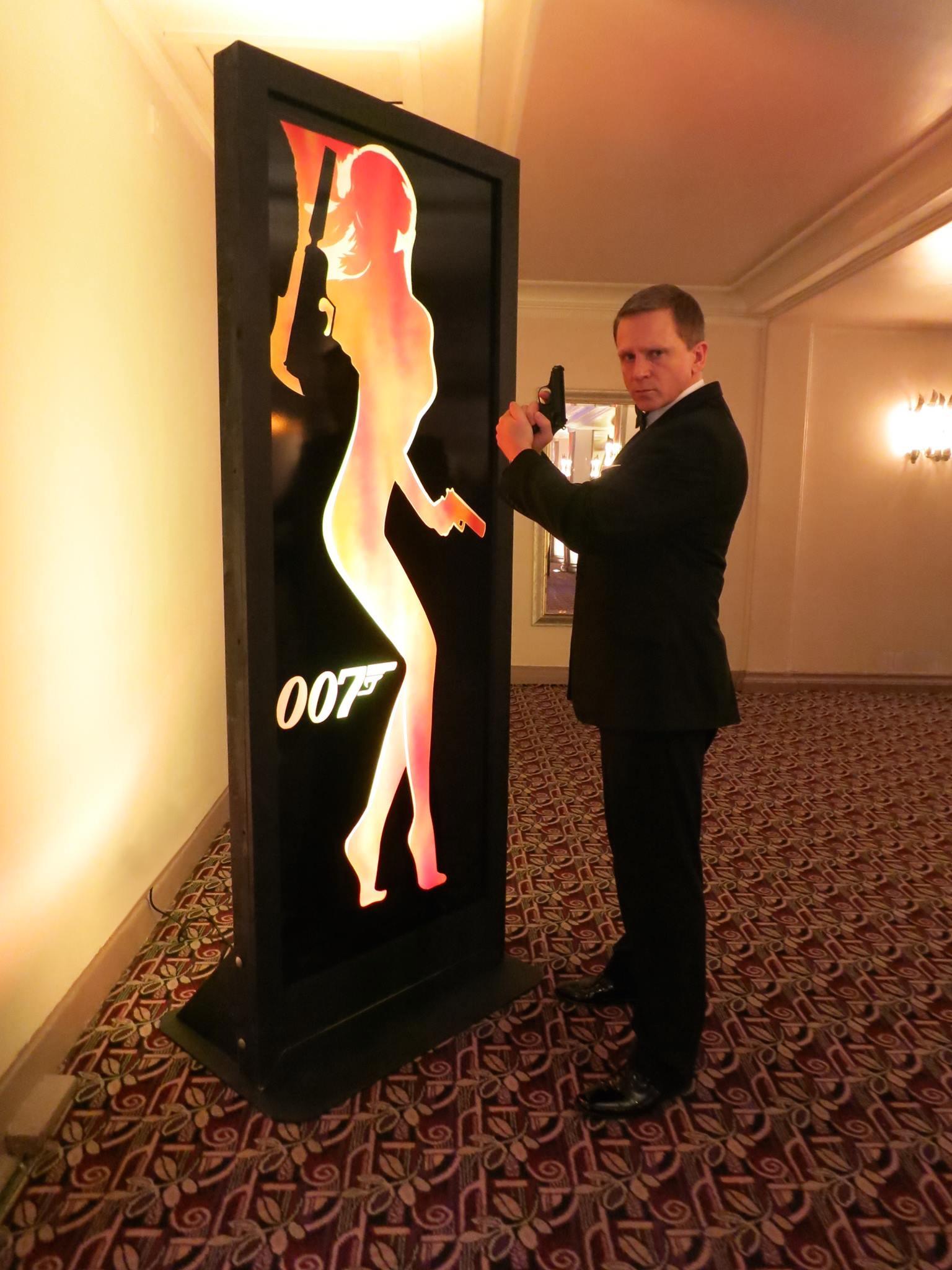 007 Flame Girl