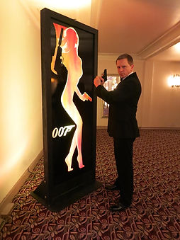 James Bond Party Hire