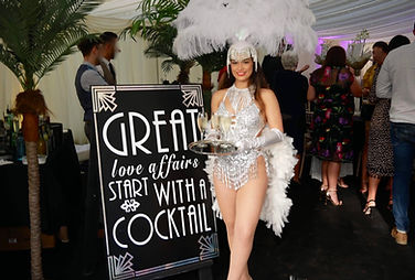 Great Love Affairs Start with a Cocktail