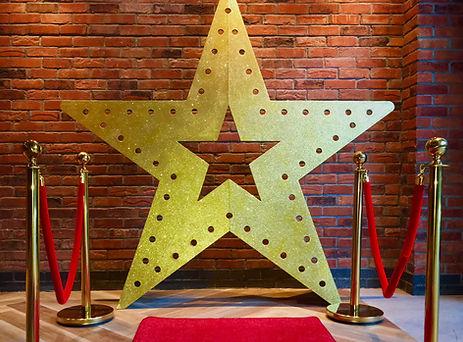 Reda Carpet Entrance Hire Parties