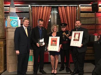 Big Ben Prop Awards Ceremony
