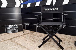 Director Chair Prop Hire