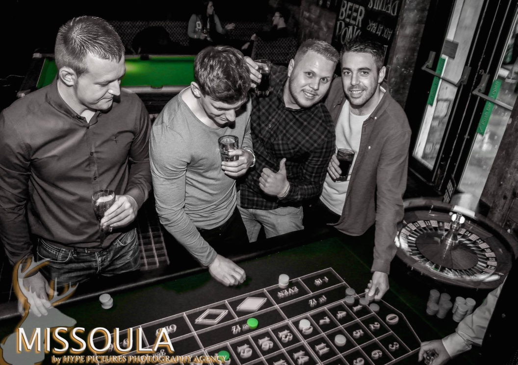 Roulette Hire in Cardiff