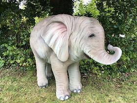 Elephant Statue Children's Parties
