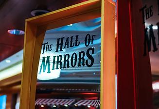 Crazy Mirror Hire London