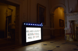 Holland & Barrett International Hall of Fame 2016