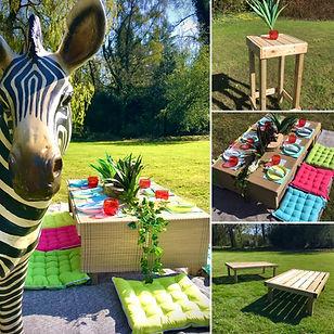 Children's Garden Parties