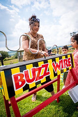 Buzz Wire Game Hire, Children's Parties