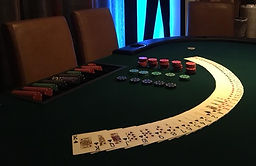 Casino Party Celtic manor hunter Lodges
