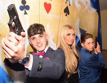 james Bond Party Theme