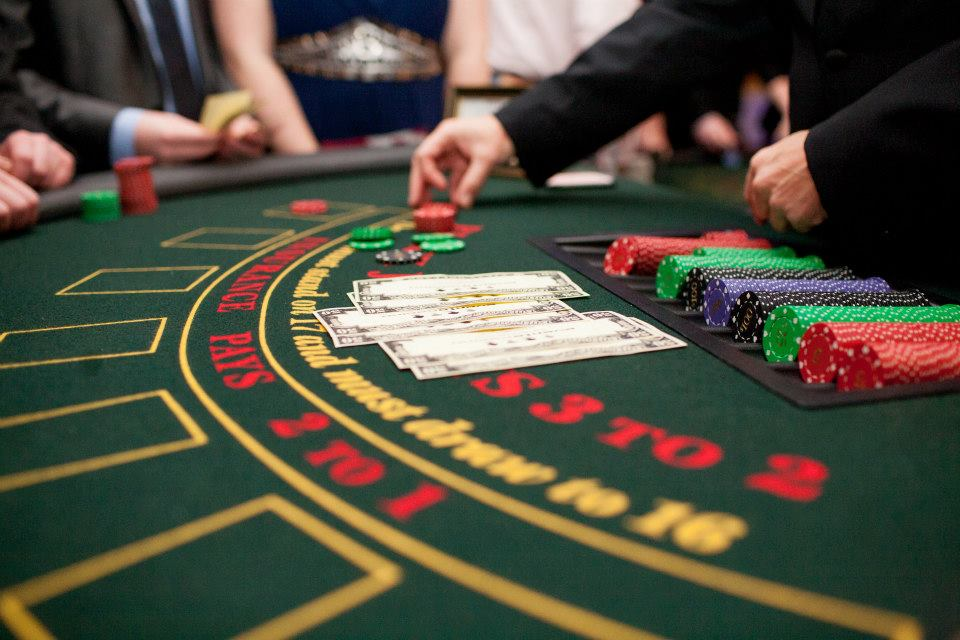 Blackjack Hire in Cardiff
