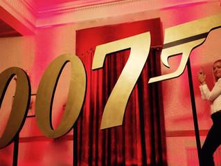 007 James Bond Themed Parties