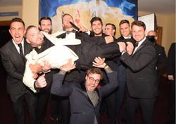 james Bond Casino Party