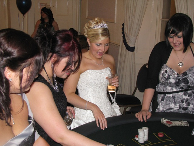 Cardiff Wedding Casino