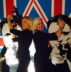 007 Prop Hire