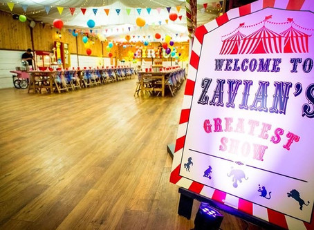 Asian First Birthday Party Specialists