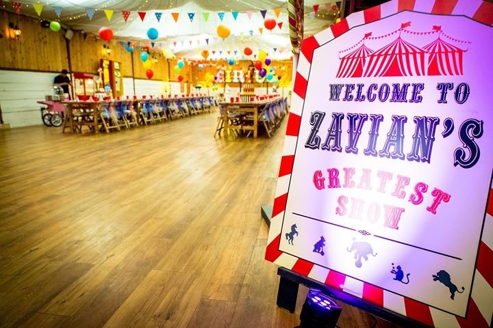 Greatest Showman Prop Hire for Parties