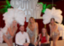 Celtic Manor Showgirls