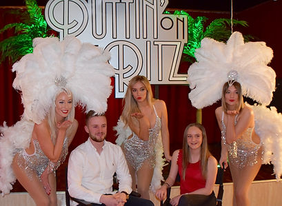 Celtic Manor Showgirls