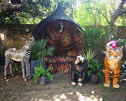 Jungle Safari Chidren's Party London