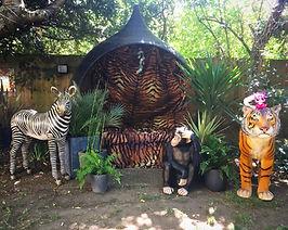 Jungle Safari Chidren's Party London