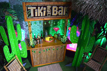Tiki Bar Props for Hire