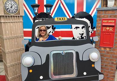 London Taxi Prop Hire