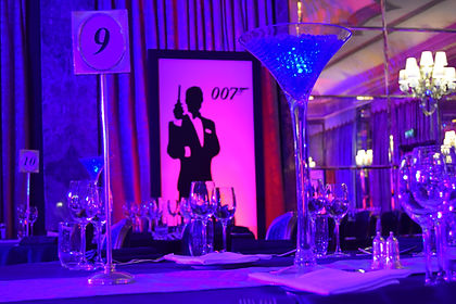 Table Centrepiece Hire in London