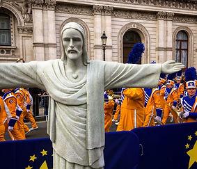 Christ The Redeemer Statue Around The Wo