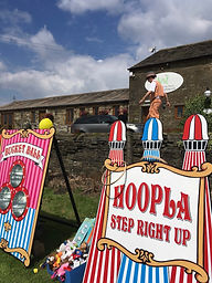 Hoopla Game Hire, Traditional Games Hire