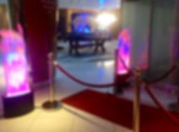 Red Carpet_ Flame Lights
