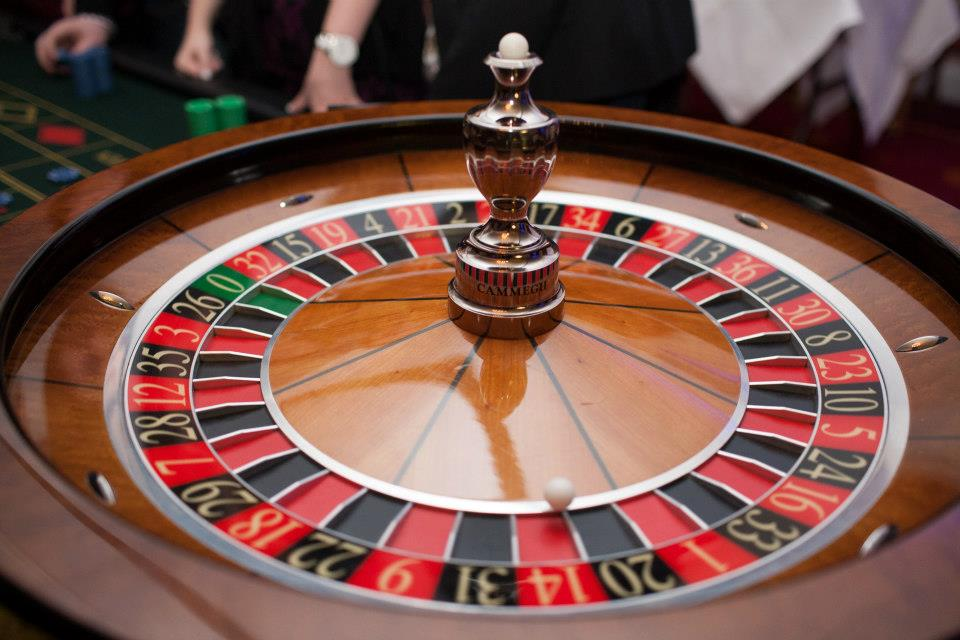 Cardiff Roulette Hire