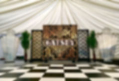 Gatsby, 1920's Art Deco Backdrop Photowa