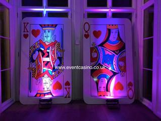 Bryngarw House Fun Casino Party