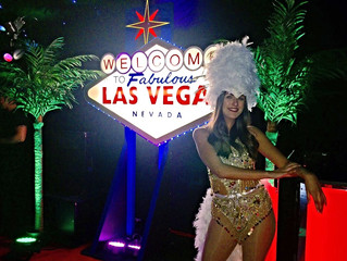 Las Vegas Themed Party in Blackheath, London 30th January 2016
