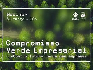 Webinar: Compromisso Verde Empresarial | 31 mar. 10h