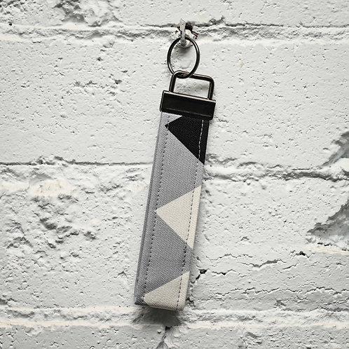 Triangles Key Fob