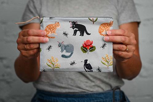 Flora + Fauna Clutch - BSE Edition