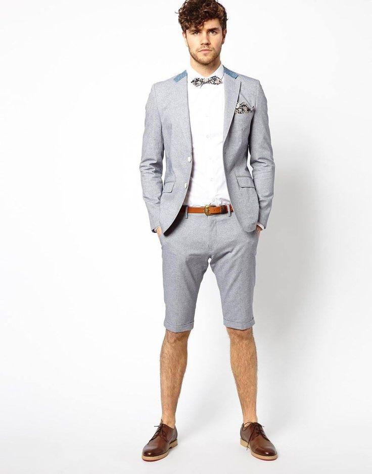 Groom beach look outfit