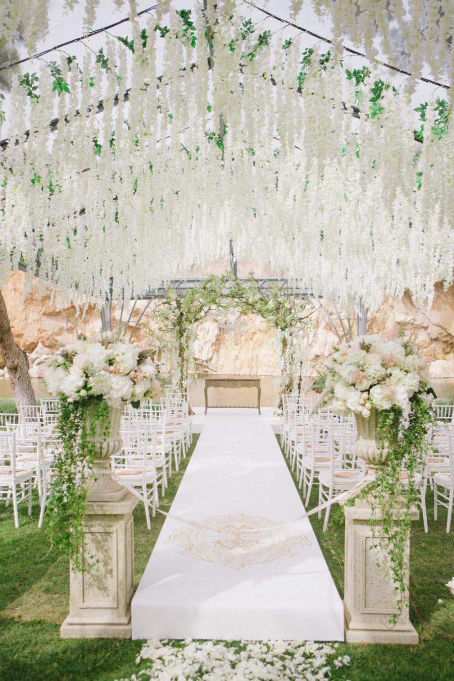 Lake Vouliagmenis wedding