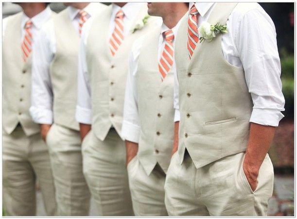 Ties and Vests