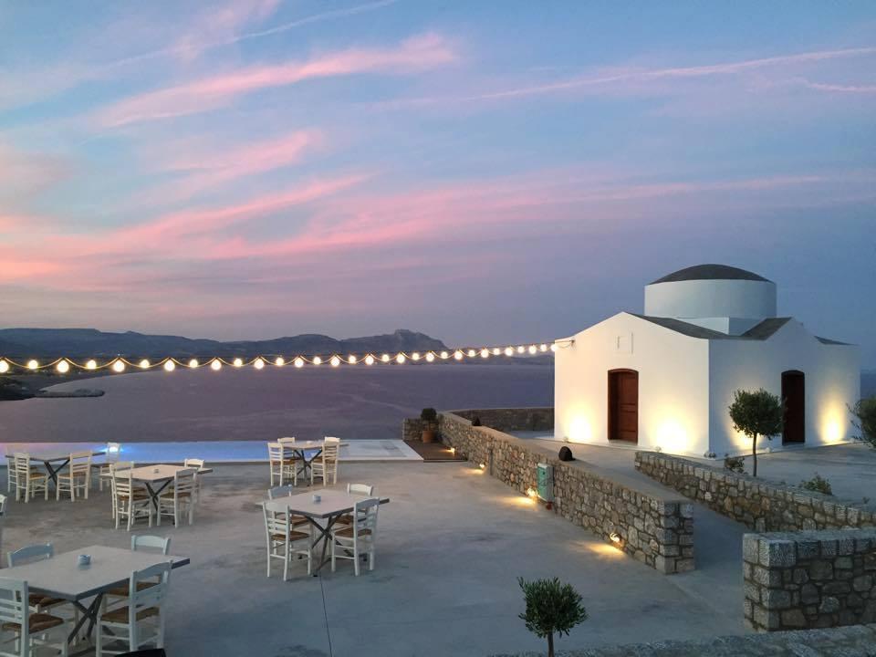 Kitma Lindos Crete