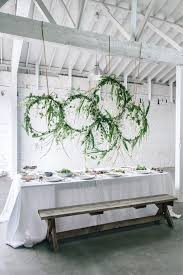 Wreaths hanging flower arrangement