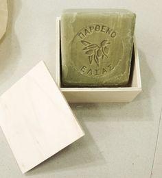 Greek Olive oil soap favour gift