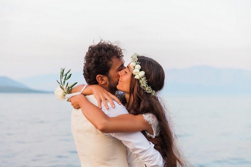 Bohemian Garden Wedding in Greece-68