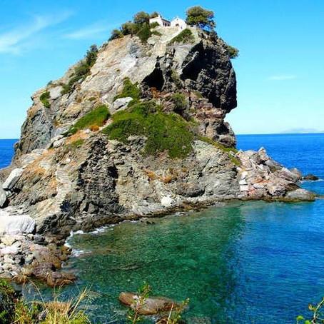 "Skopelos ""Mamma Mia"" Island"
