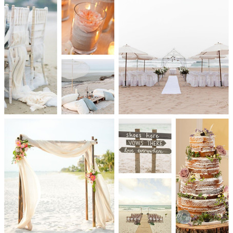 10 Facts About Beach Weddings You Need To Think About