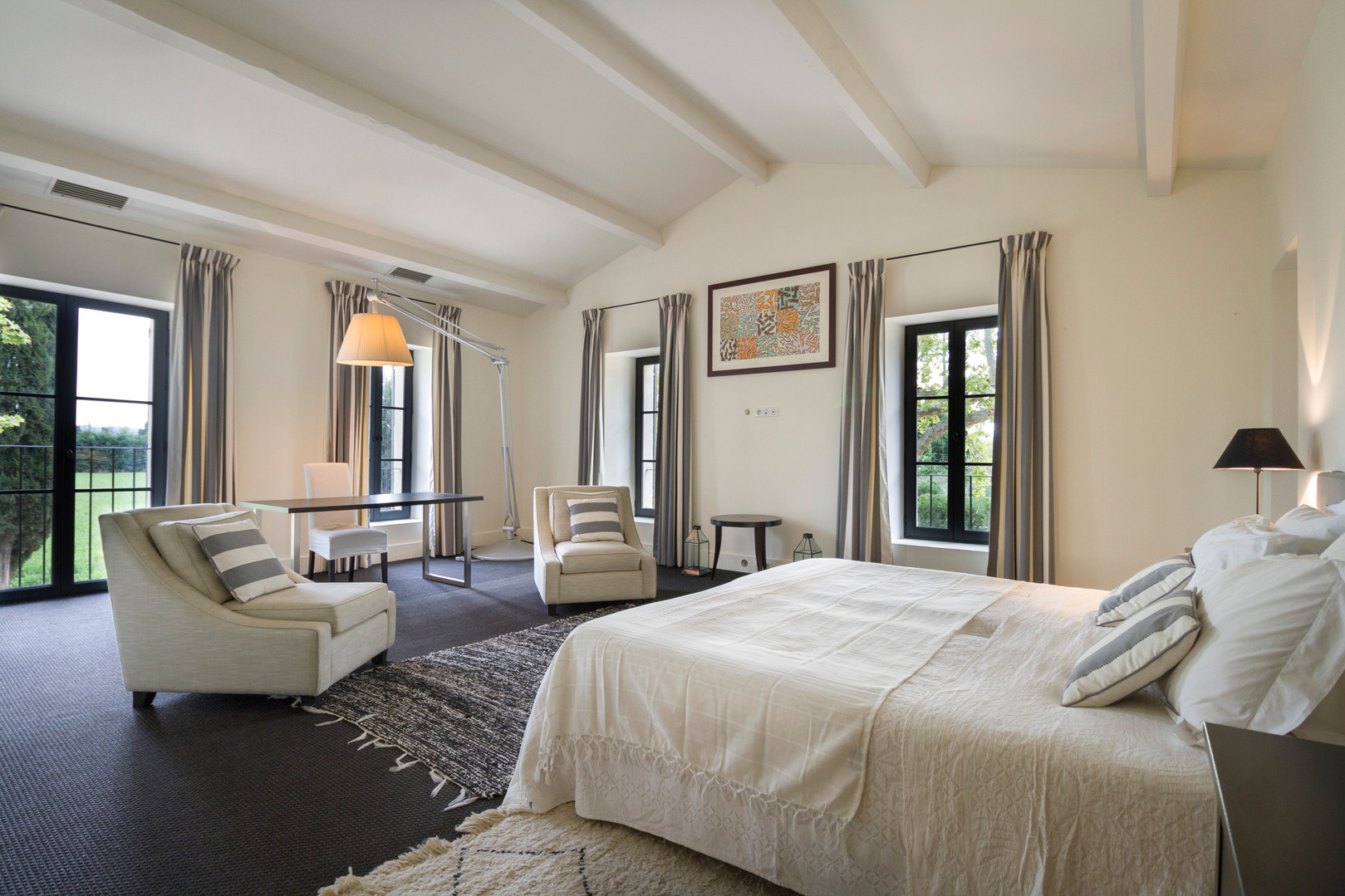 grande chambre beige