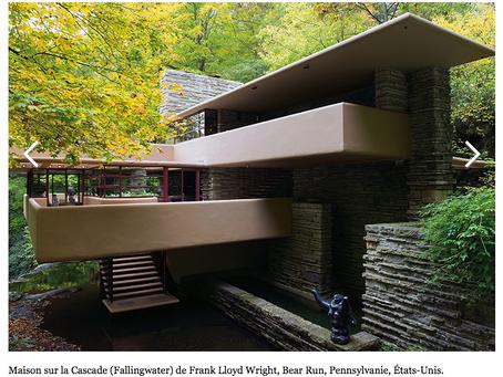 Les maisons d'architectes cultes