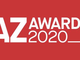 Appel à candidatures : AZ Awards 2020